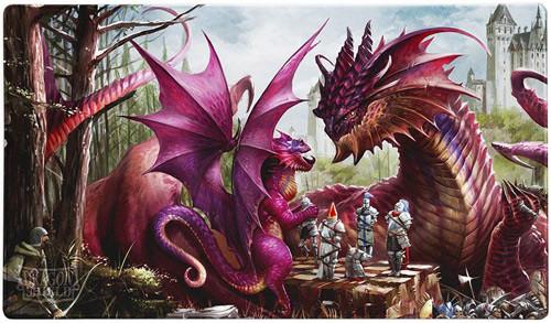 Dragon Shield Playmat: 2020 Father's Day Dragon