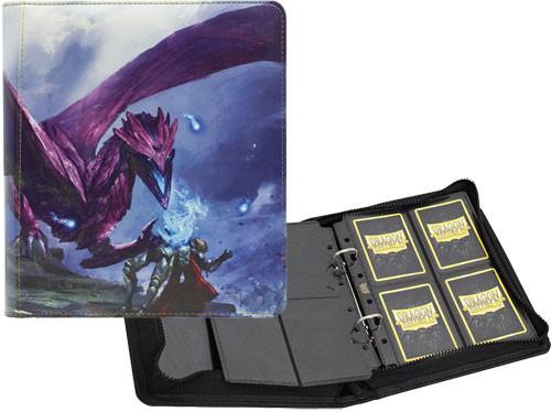 Dragon Shield Card Codex: Small Zipster Binder - Amifist
