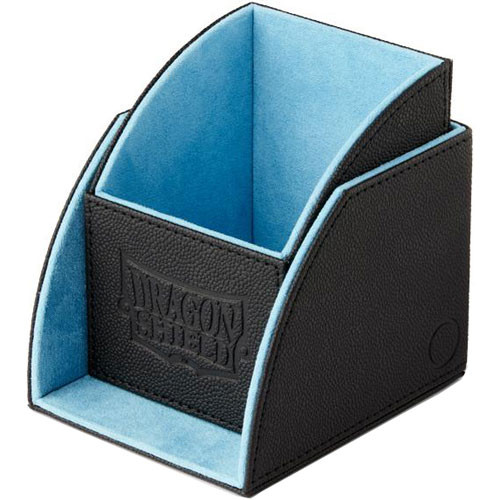 Dragon Shield Nest 100: Black & Blue