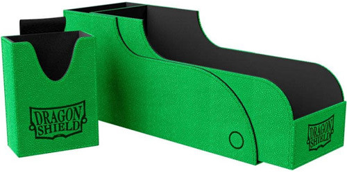 Dragon Shield Nest+ 300: Green & Black