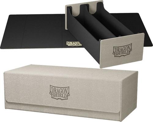 Dragon Shield Magic Carpet XL: Light Grey & Black
