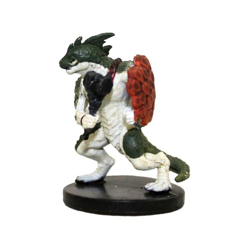 Against the Giants #37 Lizardfolk Raider (U)