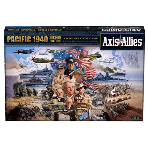 Axis and Allies Pacific 1940 - 2nd Edition