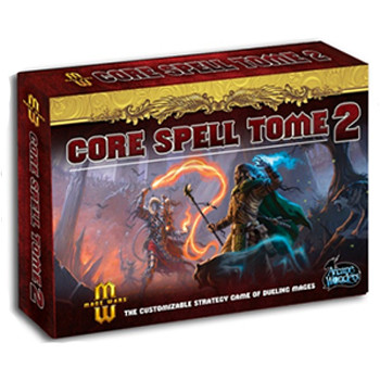 Mage Wars: Core Spell Tome 2 Expansion