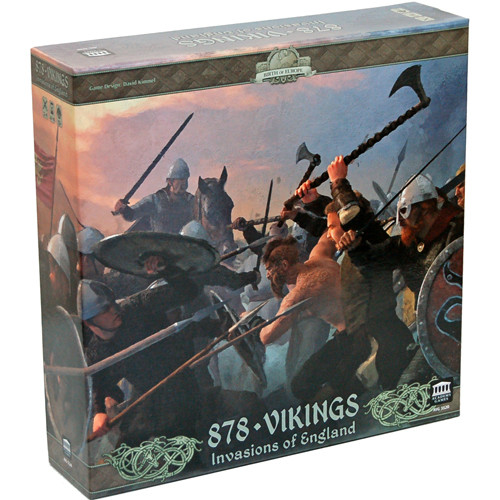 878: Vikings - Invasions of England (2nd Edition)