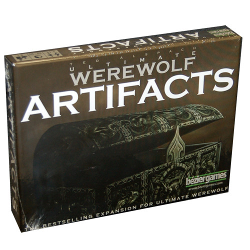 Ultimate Werewolf: Artifacts Expansion (2014 Edition)