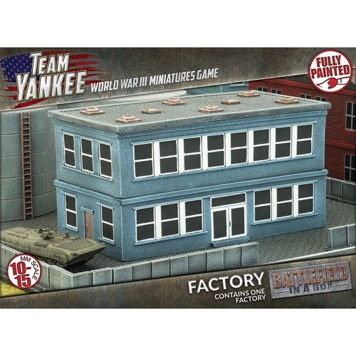 Team Yankee: Battlefield in a Box - Factory