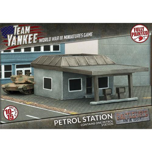 Team Yankee: Battlefield in a Box - Petrol Station