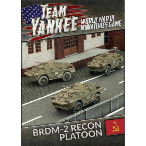 Team Yankee: Soviet - BRDM-2 Recon Platoon