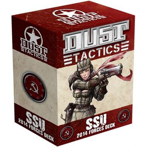 Dust Tactics: SSU - 2014 Forces Deck