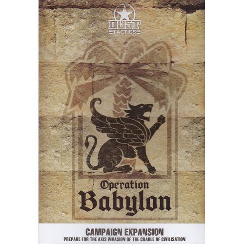 Dust Tactics: Babylon Campaign Set
