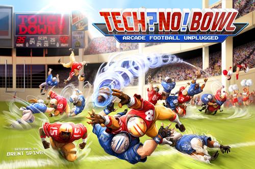 TECHNO BOWL: Arcade Football Unplugged | Board Games