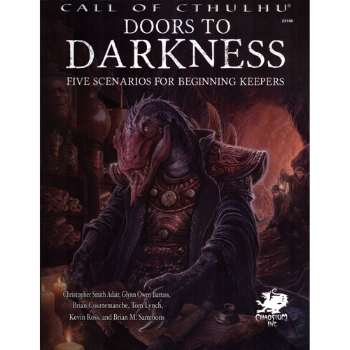 Call of Cthulhu 7E RPG: Doors to Darkness
