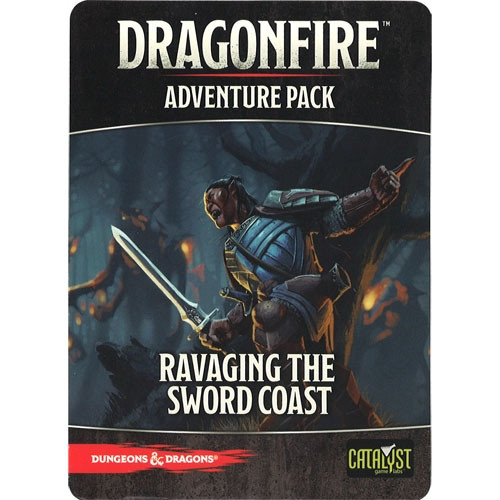Dragonfire: Ravaging Sword Coast Adventure Pack