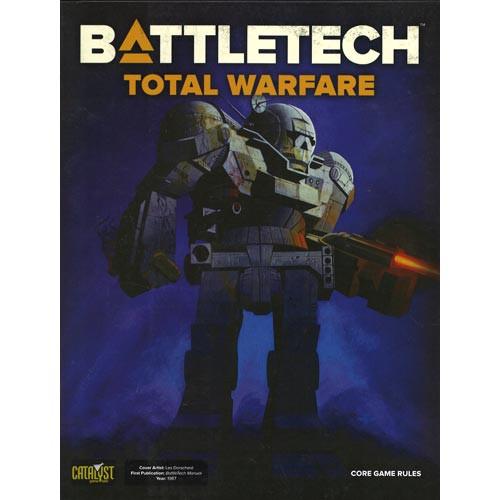 BattleTech RPG: Total Warfare (Hardcover)