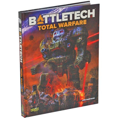 BattleTech: Total Warfare (Hardcover)