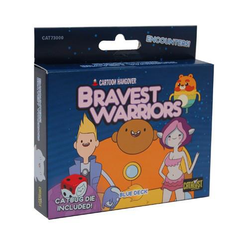 Encounters: Bravest Warriors - Blue Deck