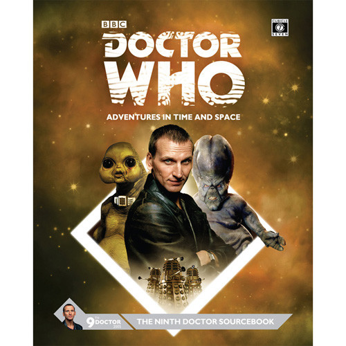 Doctor Who: Adventures in Time & Space RPG - The Ninth Doctor