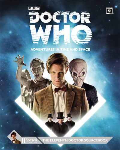 Doctor Who: Adventures in Time & Space RPG - The Eleventh Doctor