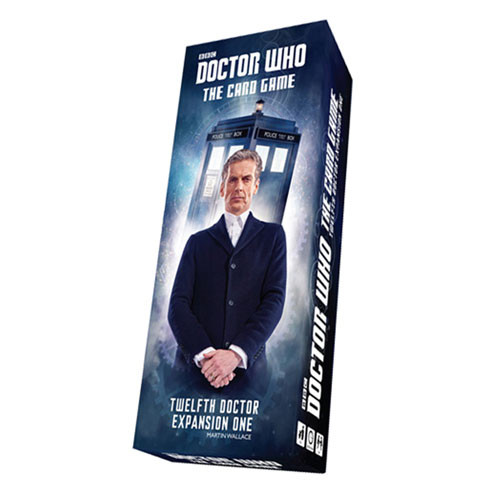 Doctor Who: The Card Game (2nd Edition) - The Twelfth Doctor Expansion 1