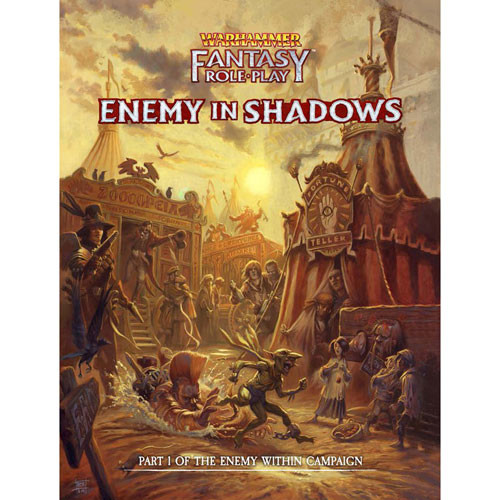 Warhammer Fantasy RPG:  Enemy Within Campaign Vol 1 (Director's Cut)