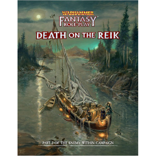 Warhammer RPG: Death on the Reik -  Enemy Within V2 (Director's Cut)