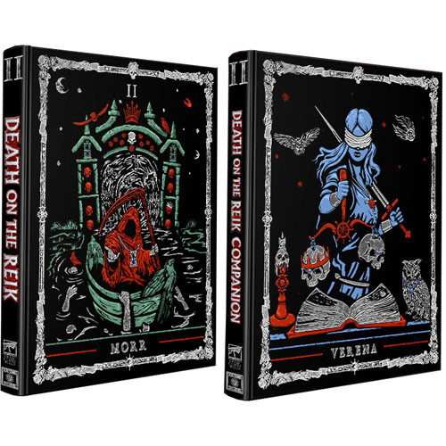 Warhammer Fantasy: Death on the Reik - Enemy Within 2 (Collector's Ed)