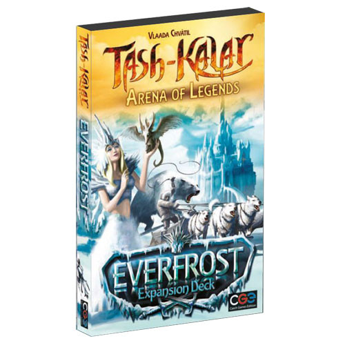 Tash-Kalar: Arena of Legends - Everfrost Expansion Deck