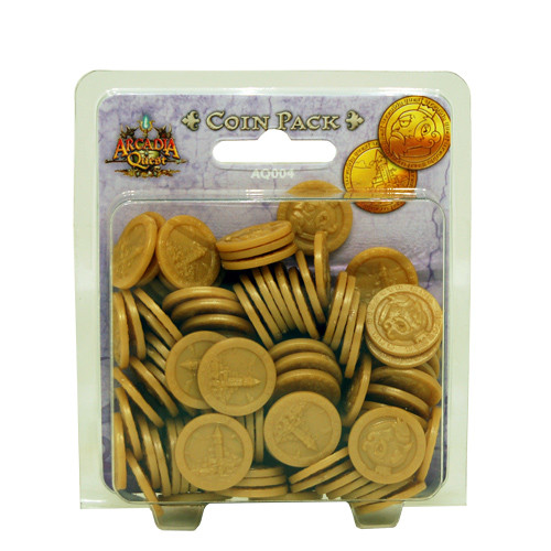 Arcadia Quest: Coin Pack Expansion