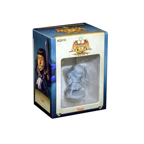 Arcadia Quest: Yun Expansion