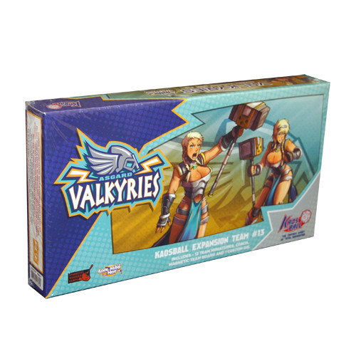 Kaosball: Expansion Team #13 - Asgard Valkyries