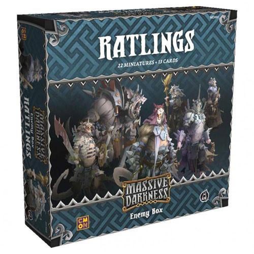 Massive Darkness: Ratlings Enemy Box