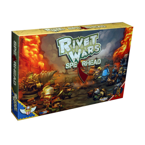 Rivet Wars: Spearhead Expansion