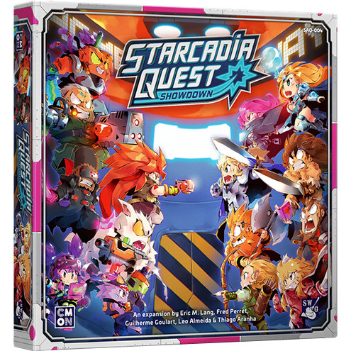 Starcadia Quest: Showdown Expansion