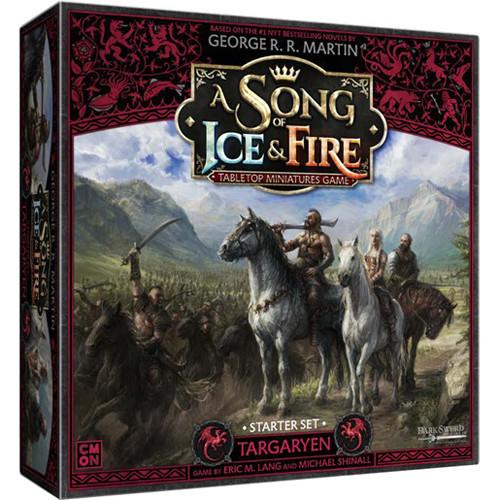 A Song of Ice & Fire: Targaryen Starter Set