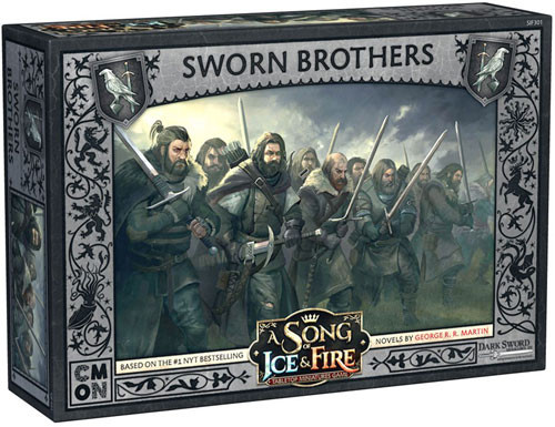 A Song of Ice & Fire: Sworn Brothers