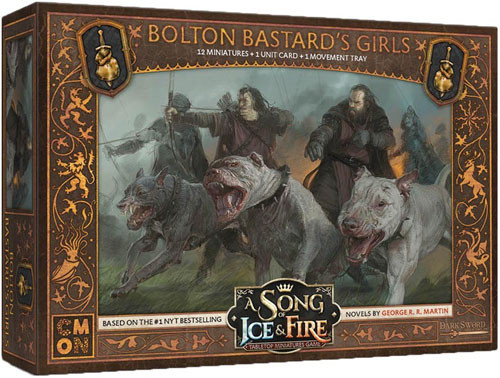 A Song of Ice & Fire: Bolton Bastard's Girls