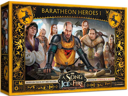 A Song of Ice & Fire: Baratheon Heroes #1