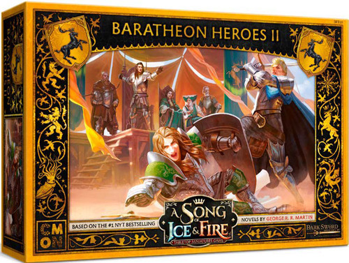 A Song of Ice & Fire: Baratheon Heroes #2