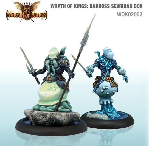 Wrath of Kings: House Hadross - Sevridan Box #1 (8)