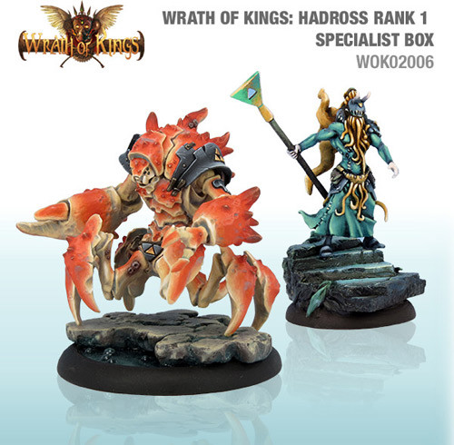 Wrath of Kings: House Hadross - Specialist Box #1 (2)
