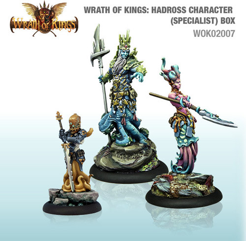 Wrath of Kings: House Hadross - Character Box #2 (3)