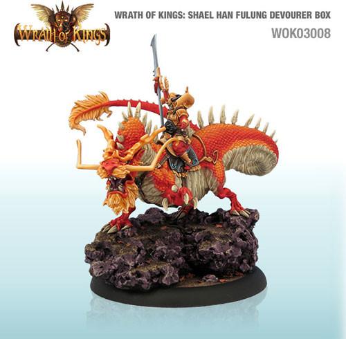 Wrath of Kings: House Shael Han - Specialist Box #2 (1)