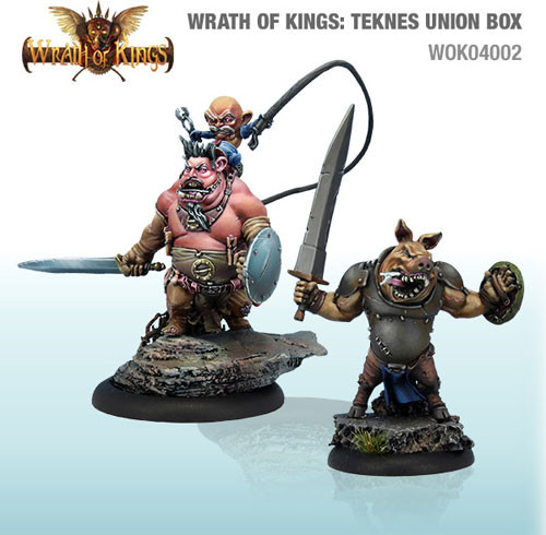 Wrath of Kings: House Teknes - Union Box #1 (14)