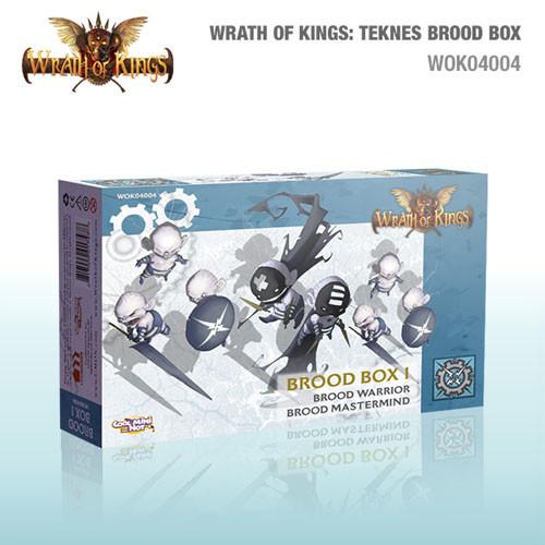 Wrath of Kings: House Teknes - Brood Box #1 (8)