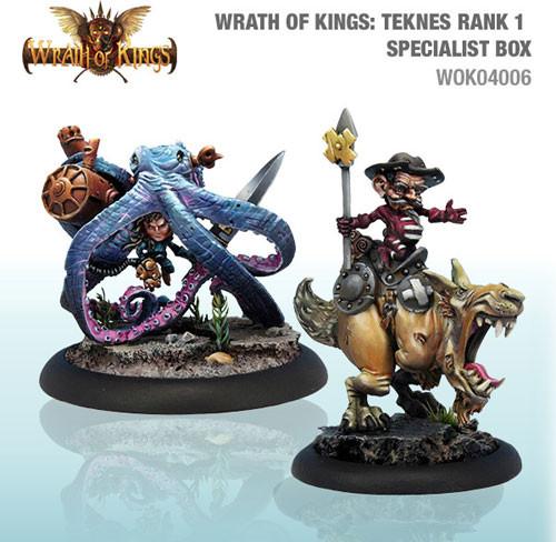 Wrath of Kings: House Teknes - Specialist Box #1 (2)