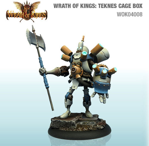 Wrath of Kings: House Teknes - Specialist Box #2 (1)
