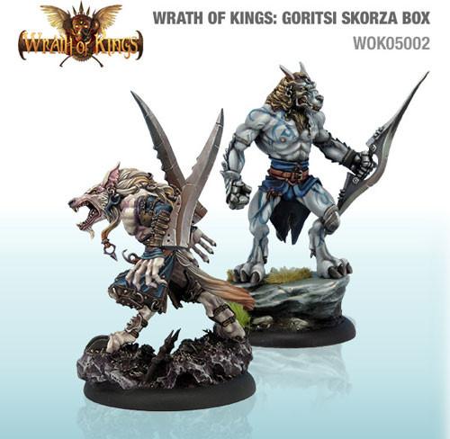 Wrath of Kings: House Goritsi - Skorza Box #1 (8)