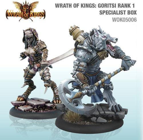 Wrath of Kings: House Goritsi - Specialist Box #1 (2)