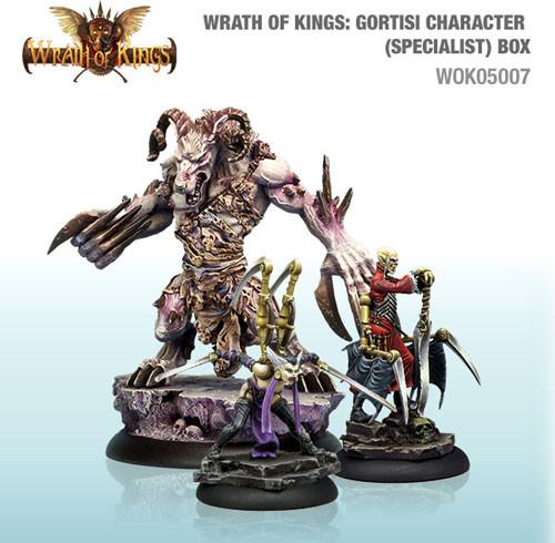 Wrath of Kings: House Goritsi - Character Box #2 (3)